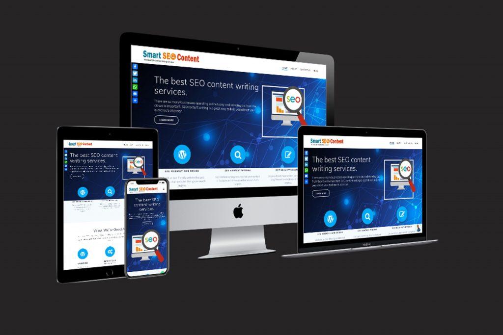 designing your business website